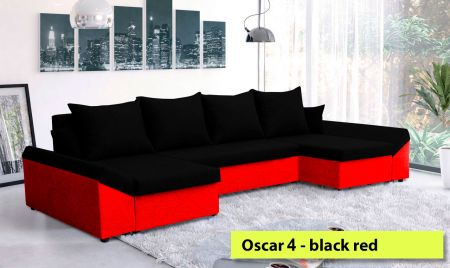 Black and Red 330cm Oscar 4