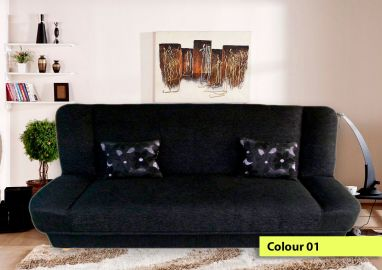 Sofa Bed Maddy with Storage
