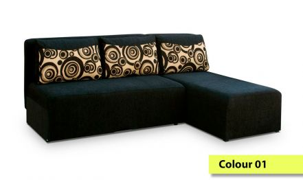 Corner Sofa Bed Mickey