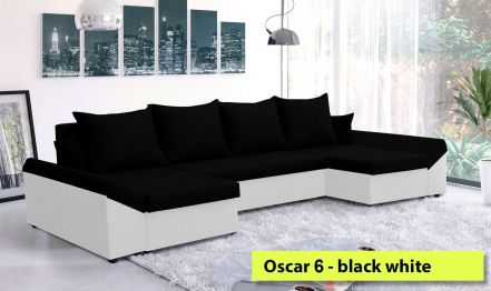 Black and White 330cm Oscar 6