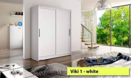 150cm Viki 1, Wardrobe no mirrors